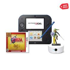 Hot Sale en Walmart: 2DS, Ocarina of Time, Amiibo Link y NFC Reader