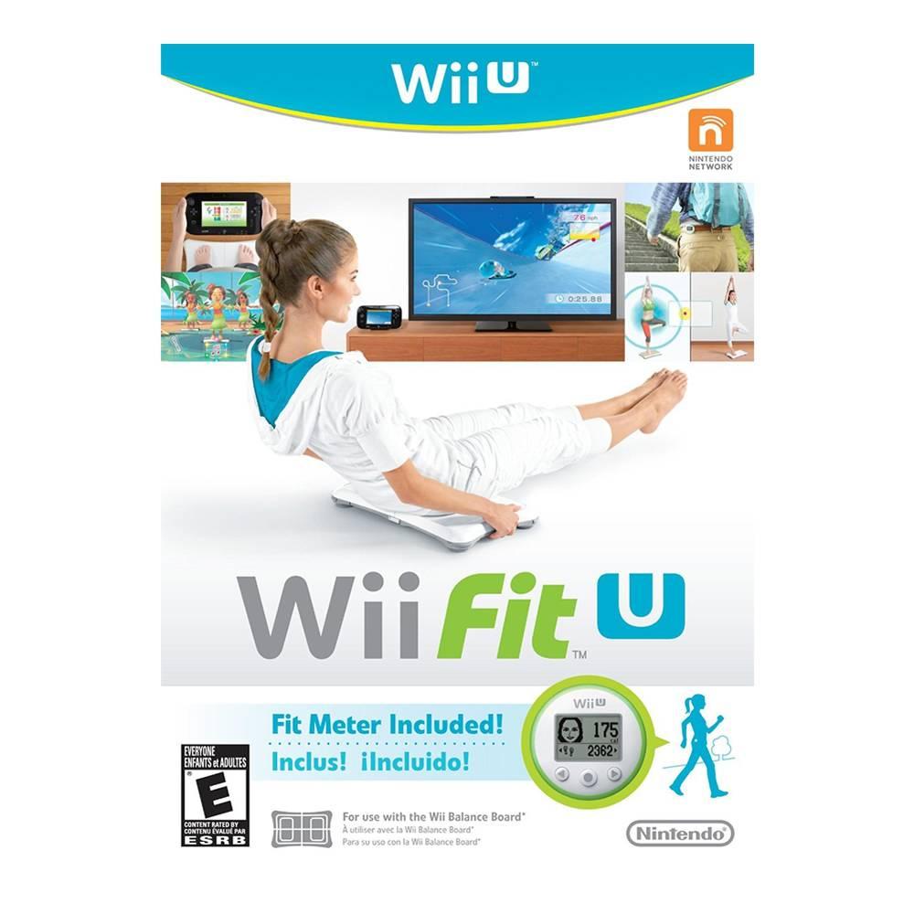 Promoción del Hot Sale en Walmart: Wii Fit U más Fit Meter a $300