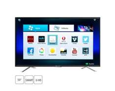 "Best Buy: Pantalla de 50"" Hisense LED 4K Smart TV a $9,999 + hasta $1,350 en cupones"