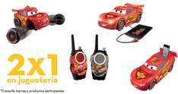 Palacio de hierro: 2x1 en videojuegos y juguetes seleccionados