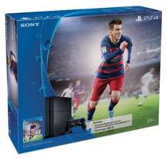 Ofertas Hot Sale Amazon: Playstation 4 500 Gb + FIFA 2016 de $8,999 a $7,099 ($5,916 con Banamex)
