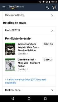 Hot Sale Amazon: Quantum Break 586$ Batman Arkham Knight 421$