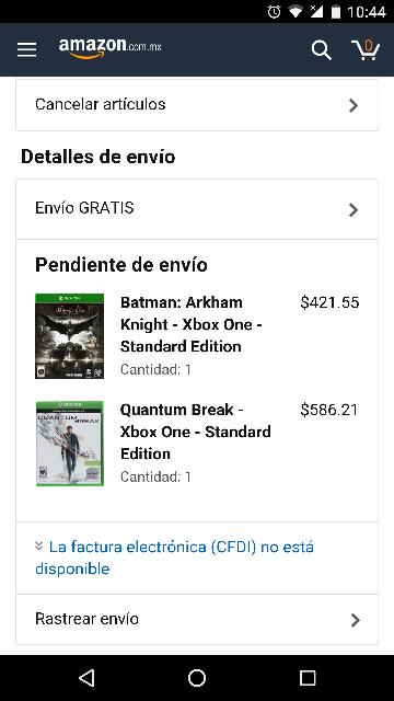 Hot Sale Amazon: Quantum Break 586$ Batman Arkham Knight 421$