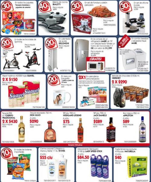 City Club: 30% de descuento en juguetes, ron Appleton $89, 2x1 en calendarios personalizados y +
