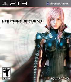 Ofertas Hot Sale Amazon: Lightning Returns Final Fantasy XIII para Playstation 3