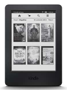 "Ofertas Hot Sale Best Buy: Kindle 6"" $1099 desde 6 a 18 meses sin intereses (+cupon de $150 banamex o $200 con American Express) +envío gratis"