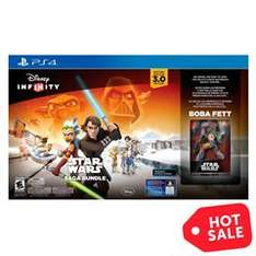 Ofertas Hot Sale Sanborns: Infinity 3.0 Bundle Especial para Playstation 4