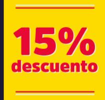 Vips: 15% de descuento con MasterCard de 1 a 6