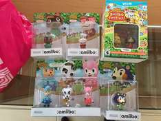 Liverpool: Set de 6 Amiibos y juego de Animal Crossing en oferta por $223