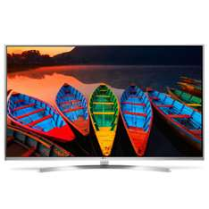 "Ofertas Hot Sale Amazon: LG 55UH8500 Smart TV 55"" LED 3D, a $ 21462 ( $17885 pagando con BANAMEX)"