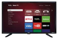 Amazon: TCL Roku TV 32""