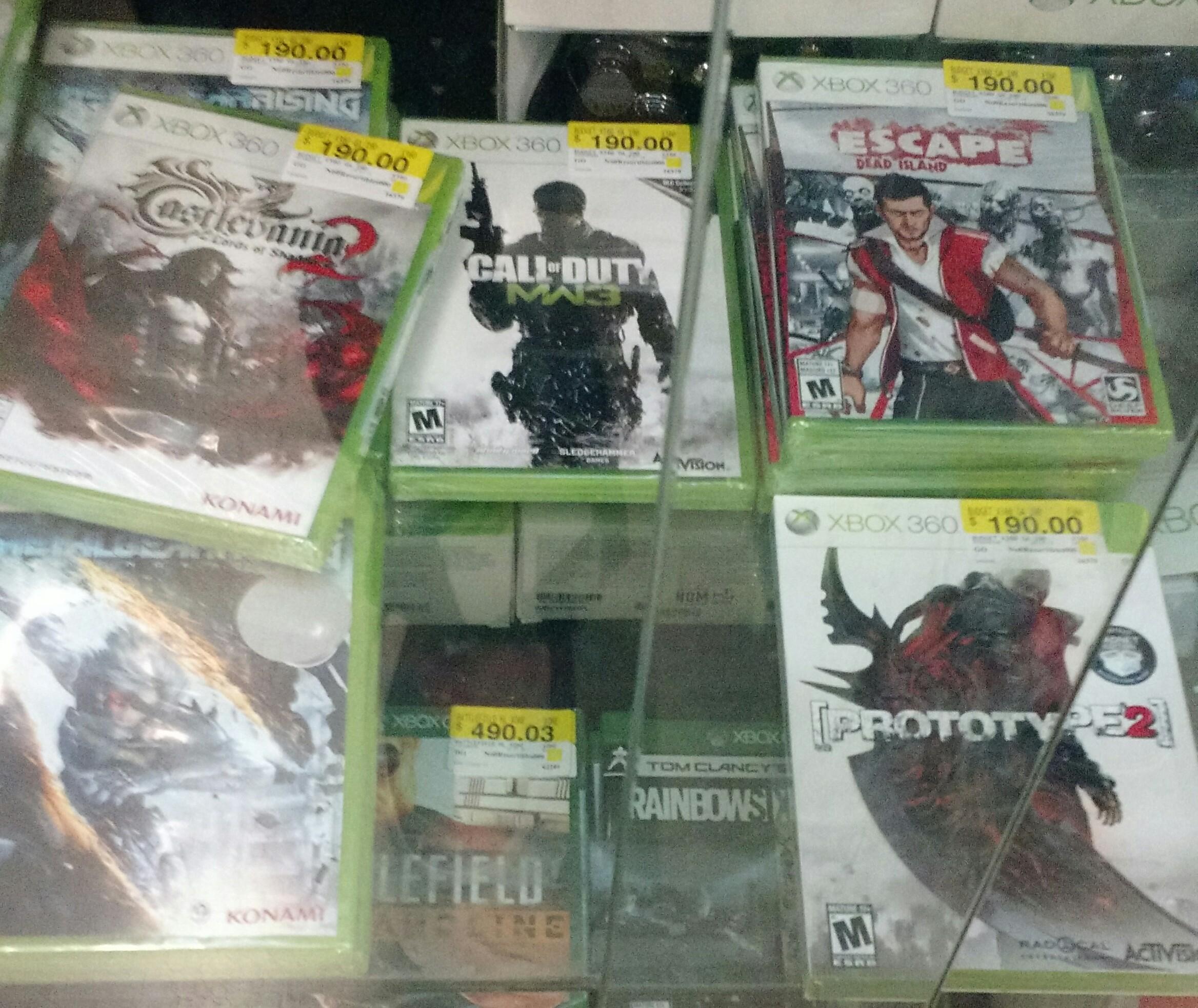 Bodega Aurrerá: Juegos para Xbox 360 varios títulos desde $190, Proyector Star View a $1,990