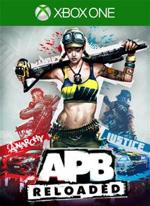 (ACTUALIZADO)Xbox One: APB Reloaded Gratis