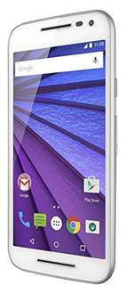 Hot Sale Amazon: Moto G 3era generación $2,699 ($2,249 con Banamex)