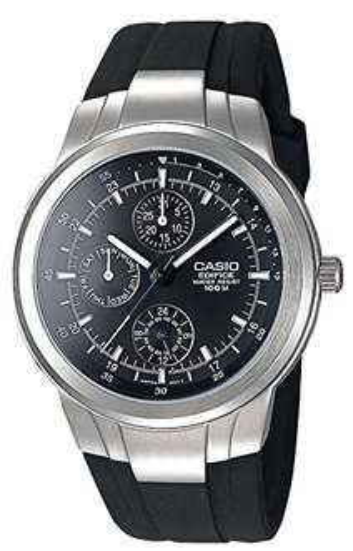 Ofertas Hot Sale Amazon: ofertas relámpago, reloj CASIO análogo para Hombre, Negro/Plateado a $649