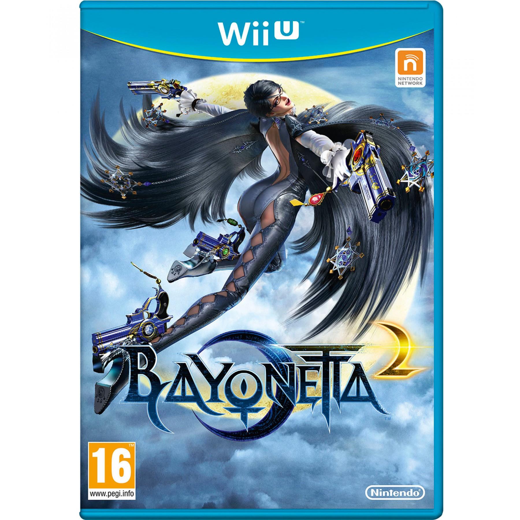 Ofertas Hot Sale Palacio de Hierro: Bayonetta 2 Wii U excelente precio + paga con puntos palacio al doble.