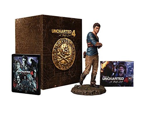 Ofertas Hot Sale Amazon: Uncharted 4: A Thief's End (Collector's Edition) -para PlayStation 4 $2400 o $2000 con Banamex