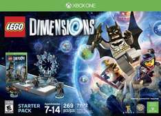 Amazon México. LEGO Dimensions Starter Pack para Xbox One y PS4