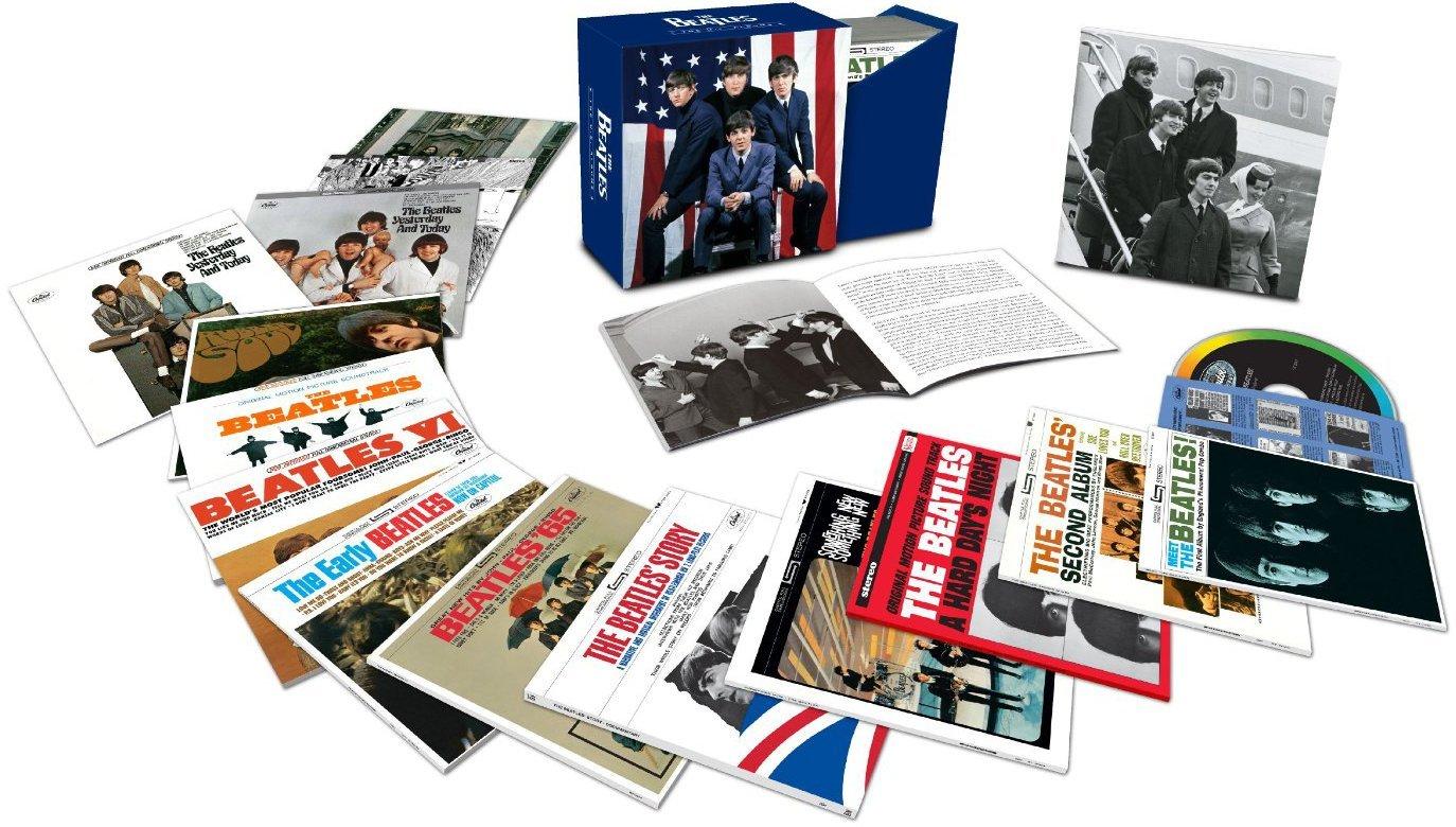 Hot Sale Amazon: The Beatles - U.S. Albums  13 CDs