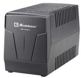 Ofertas Hot Sale en Cyberpuerta: Regulador de voltaje Koblenz $181 utilizando cupón de primera compra