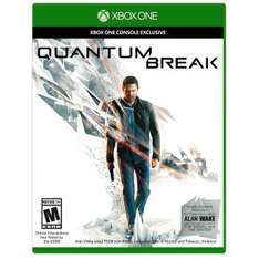 Ofertas Hot Sale Linio: Quantum Break para Xbox One a $649 ($584 con cupón PayPal)