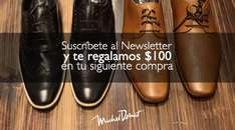 Hot Sale en Michael Domit: calzado hasta 50% de descuento, modelos desde $699 y hasta $1,199