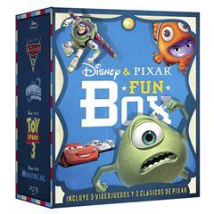 Sanborns en línea y Claroshop: PS3 Disney Pixar Funbox
