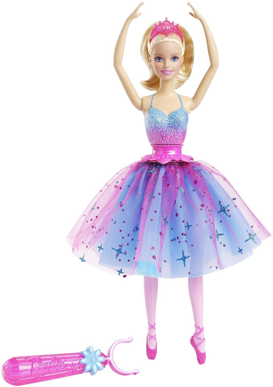 Ofertas Hot Sale Amazon: oferta relámpago Barbie Giros Mágicos (46% de descuento)