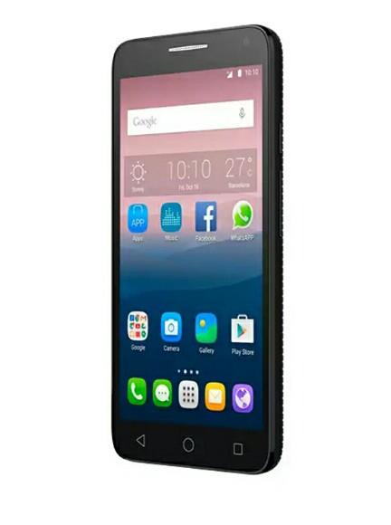 Liverpool en línea: Celular Alcatel 5054S negro y dorado AT&T