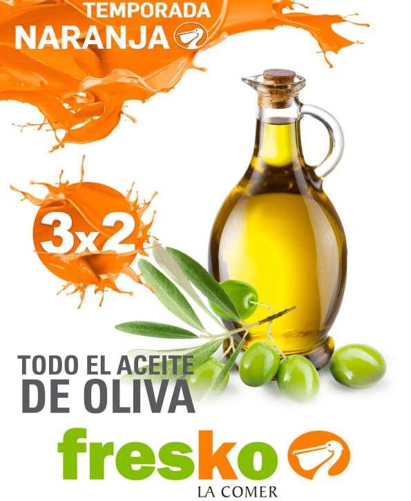Folleto de ofertas Temporada Naranja en Fresko y Sumesa del 3 al 16 de junio (antes Julio Regalado)