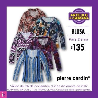 Artículo de la semana en Suburbia: blusa para dama a $135
