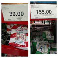 City Club Tuxtla: Mentas suaves Red Bird 1.3kg a $39 y más...