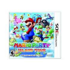 Amazon MX: Mario Party island tour Nintendo 3DS a $273