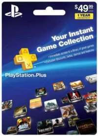 CD KEYS: 1 Año Membresia PlayStation Plus - PS3/PS4/PS Vita Codigo (USA)