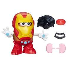Amazon: cara de Papa - Tony Stark y Iron Man a $129.81