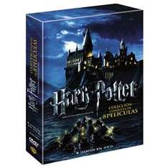 Sanborns en Linea: Colección Completa  Harry Potter DVD