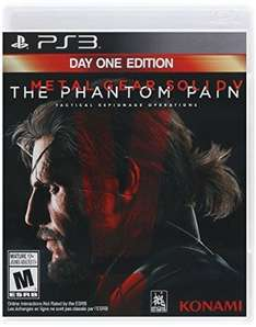 Amazon EE.UU.: Metal Gear Solid V: The phantom pain para ps3