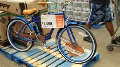 "Sam's Club Coatza: Bicicleta Huffy Cruiser 26"" $1,499"