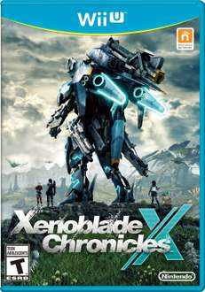 Amazon MX: Xenoblade Chronicle X - Wii U