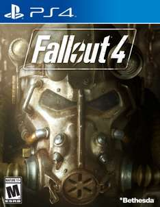 Amazon México: Fallout 4 para PS4 a $539