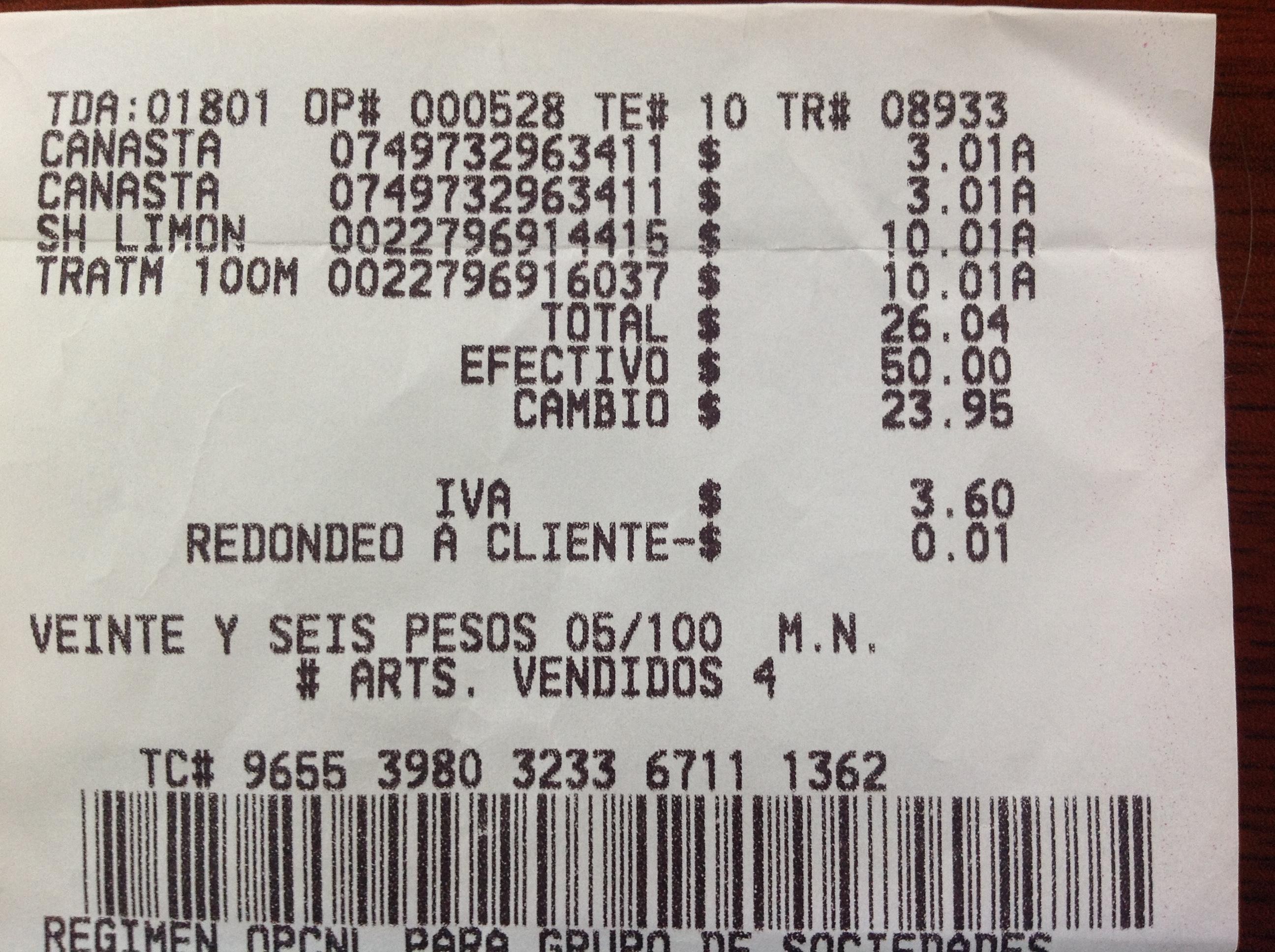 Walmart: shampoo y Tx de queratina OGX a $10.01 c/u