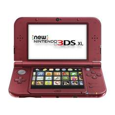Amazon MX: New Nintendo 3DS rojo a $3,750