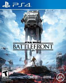 Amazon: Star Wars Battlefront para PlayStation 4 y Xbox One a $398