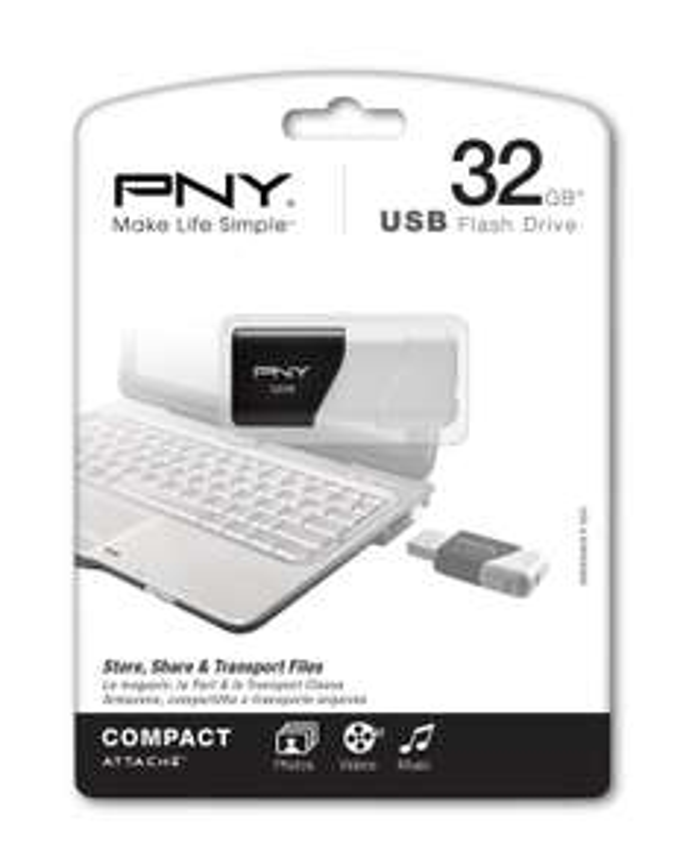 Amazon: Memoria PNY USB 2.0 de 32GB a $111