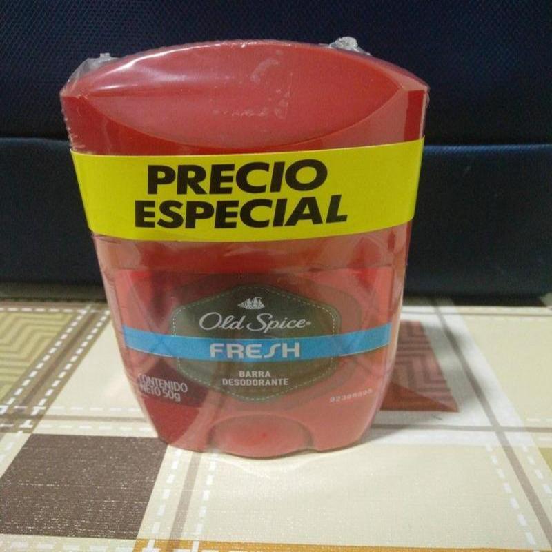 Farmacias Guadalajara: Desodorante Old Spice Fresh 2 x $60.90