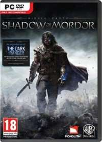 CD Keys: Middle-earth, Shadow of Mordor Game of the Year Edition Steam $5.80 dolares ($107.34 MXN)