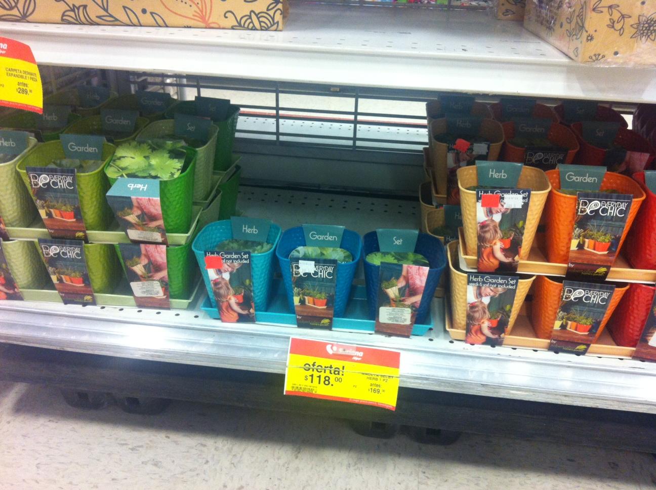 Soriana Pitillal: Macetas decorativas de lamina a $13.52