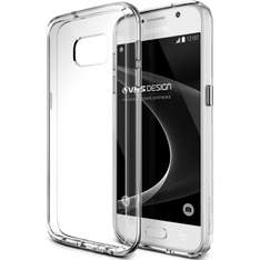 Amazon: Verus Phone Case for Samsung Galaxy S7 - Non-Retail Packaging - Clear a $29.28