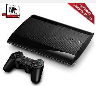 Resumen de ofertas del Buen Fin en consolas PS3: precios desde $3,200