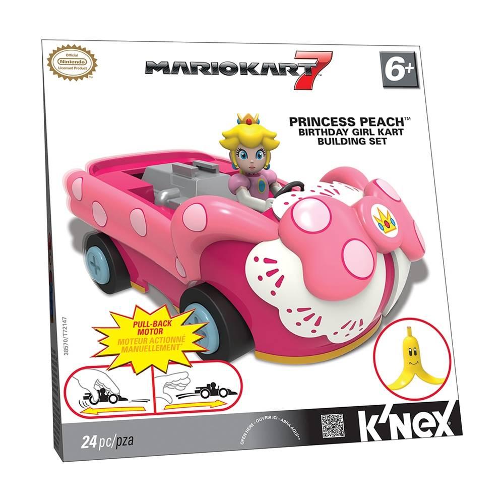 Walmart en línea: Peach Knex Mario Kart 7 a $199